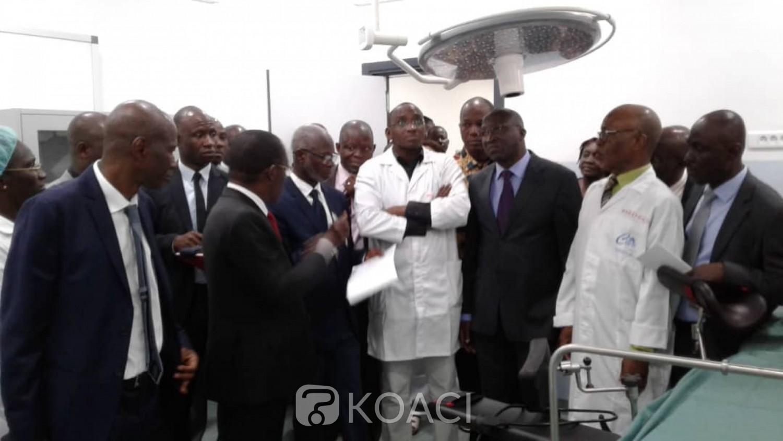 Côte d'Ivoire: CHU de Cocody, des blocs opératoires sensés ouverts toujours fermés pour des travaux et un manque de personnel déploré par la direction