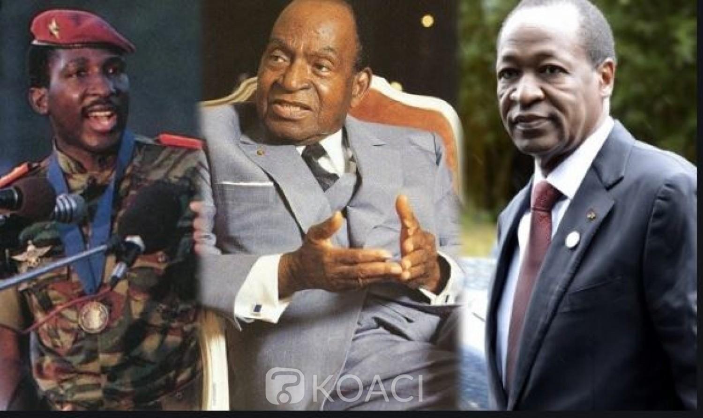 Côte d'Ivoire-Burkina : Assassinat de Thomas Sankara, l'ancien président tchadien Goukouni Weddeye blanchit  Houphouët et accuse la Libye