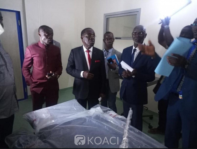 Côte d'Ivoire : Couverture Maladie  Universelle (CMU), les médicaments sont prêts à 90%, annonce le ministre de la santé