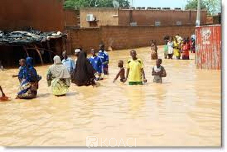 Niger: Les inondations ont fait 52 morts et 132.528 sinistrés en deux mois