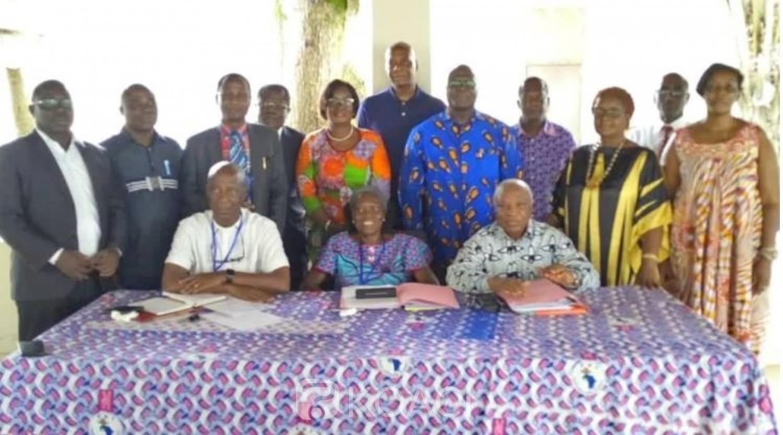 Côte d'Ivoire: Agnès Monnet et plusieurs demandent pardon aux « Gbagbo ou rien », Simone Gbagbo affirme que la porte reste ouverte pour Affi N'Guessan