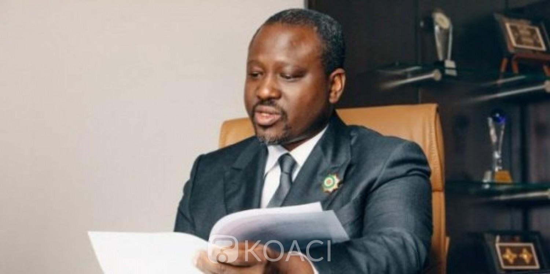 Côte d'Ivoire: Guillaume Soro ne perçoit pas les rentes viagères, voici la raison évoquée