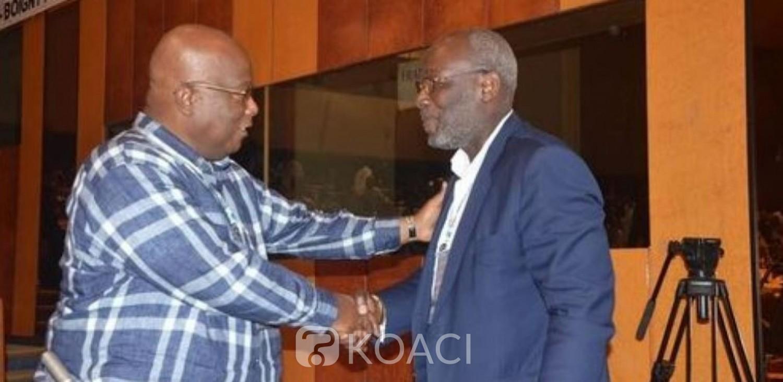 Côte d'Ivoire : Arrêt du championnat par la FIF, Ouégnin relève des contradictions du comité exécutif qu'il taxe de « menteur »