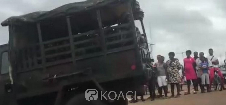 Ghana : Descentes policières à Budumburam et Sekondi-Takoradi, plus de 350 suspects arrêtés