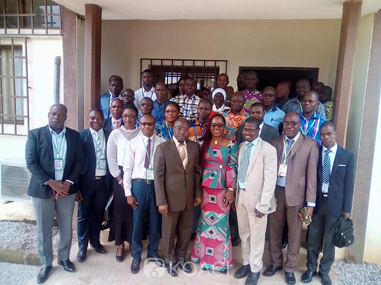 Côte d'Ivoire : Bouaké, pour solutionner la gestion des données statistiques, des membres de la cellule interne et points focaux formés