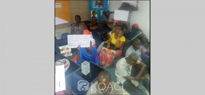 Côte d'Ivoire: Après le sit-in des contractuels  et ex-déflatés,  le ministre de la Santé aurait ordonné  le paiement immédiat des arriérés de Salaires