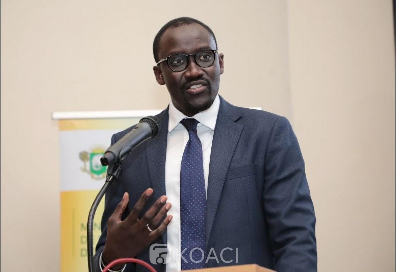 Côte d'Ivoire: Abdourahmane Cissé annonce  prix de l'innovation pour les secteurs hydrocarbures et pétrole, 10 million FCFA  chacun
