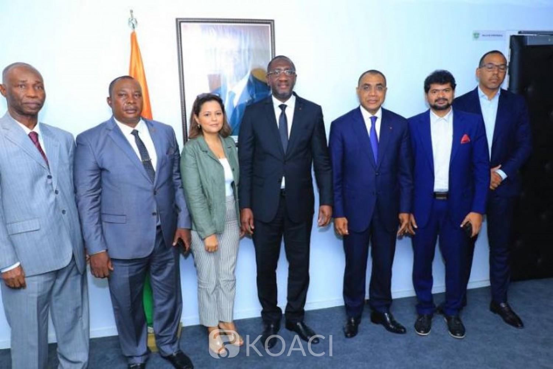 Côte d'Ivoire: Des accords de convention  signés convention avec des  entreprises industrielles, pour  la transformation de l'anacarde