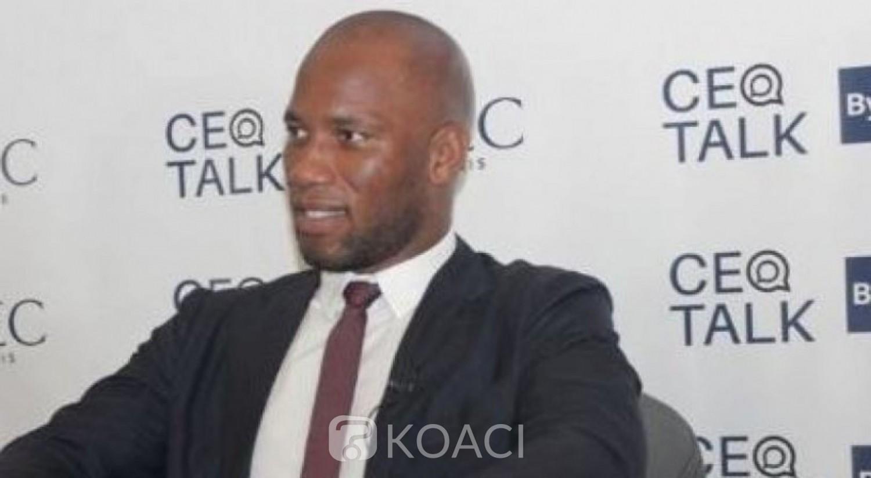 Côte d'Ivoire:  Drogba à propos de la présidence de la FIF :  « C'est ma petite contribution que je veux apporter à un pays qui m'a tant donné »
