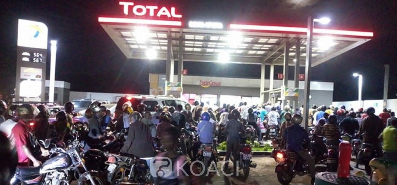 Togo : L'essence à compte-gouttes à Lomé, des spéculations enflent