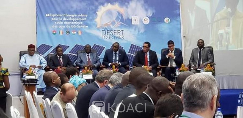 Burkina Faso: Les pays africains veulent maximiser l'exploitation de l'énergie solaire pour booster leur développement