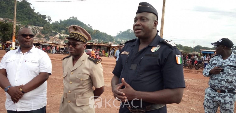 Côte d'Ivoire: Opération épervier 5, à Man plus de 200 éléments issus de plusieurs corps mobilisés pour assurer la protection des biens et des personnes