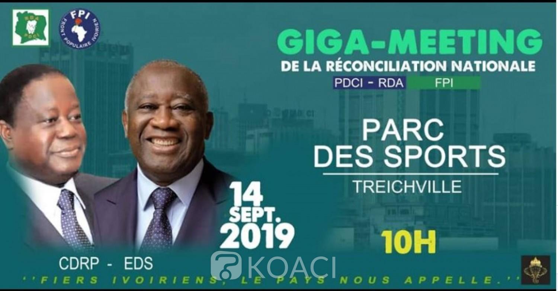 Côte d'Ivoire: Affi N'Guessan dénonce l'utilisation de son logo pour le meeting conjoint PDCI-FPI et curieusement n'envisage aucune action