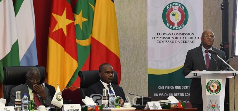 Cedeao : Sommet extraordinaire ce samedi au Burkina contre le terrorisme