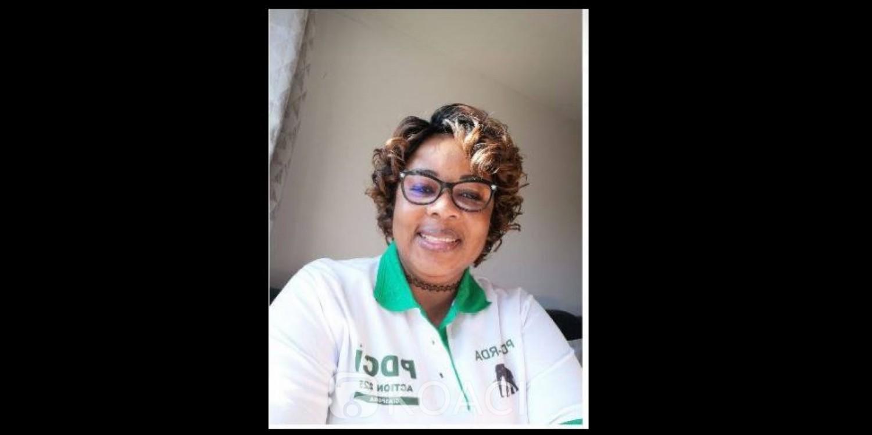 Côte d'Ivoire: Marie Chantal Durand (Pdte du Mouvement PDCI Action  225 Diaspora) : « Pourquoi  nous allons assiéger lundi l'UE à Bruxelles »
