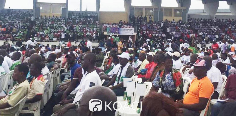 Côte d'Ivoire: Meeting FPI-PDCI,  des partisans des anciens présidents Gbagbo et Bédié se retrouvent dans la joie à Treichville avant l'arrivée des officiels