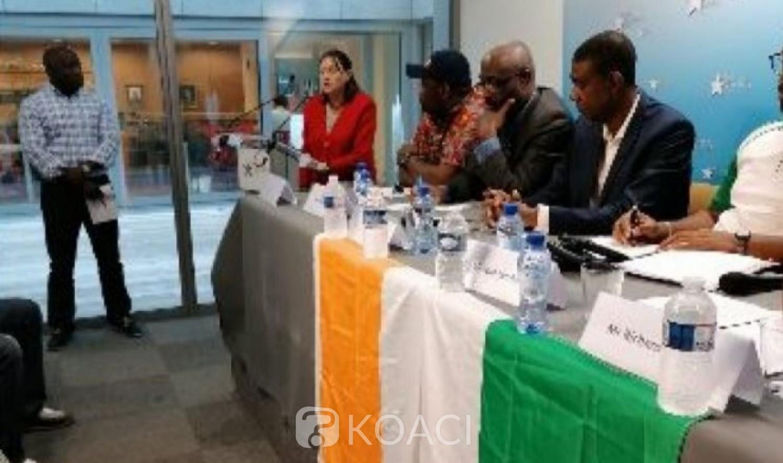 Côte d'Ivoire : Sit-in des militants du PDCI devant l'UE à Bruxelles, les organisateurs font le point
