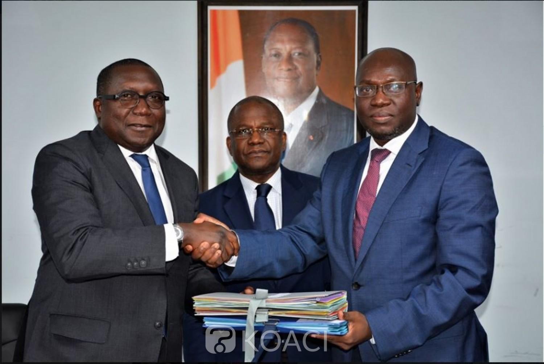 Côte d'Ivoire: Ministère de l'Economie numérique et de la Poste,  Séverin Guibessongui et Soro Tionro nommés respectivement Dir Cab et Chef Cab