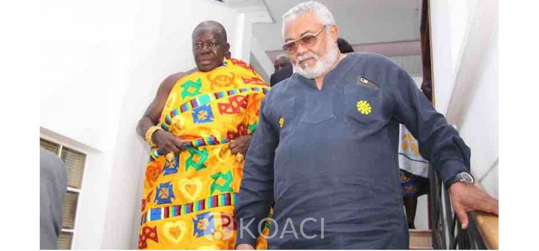 Ghana: Rawlings appelle le royaume Ashanti et le NDC au calme