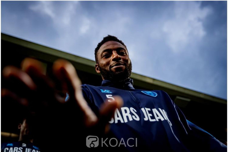 Côte d'Ivoire : Wilfried Kanon quitte la Hollande et rejoint le club égyptien de Pyramids FC