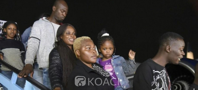 Afrique du Sud: 314 ressortissants fuyant les violences xénophobes  de retour au pays