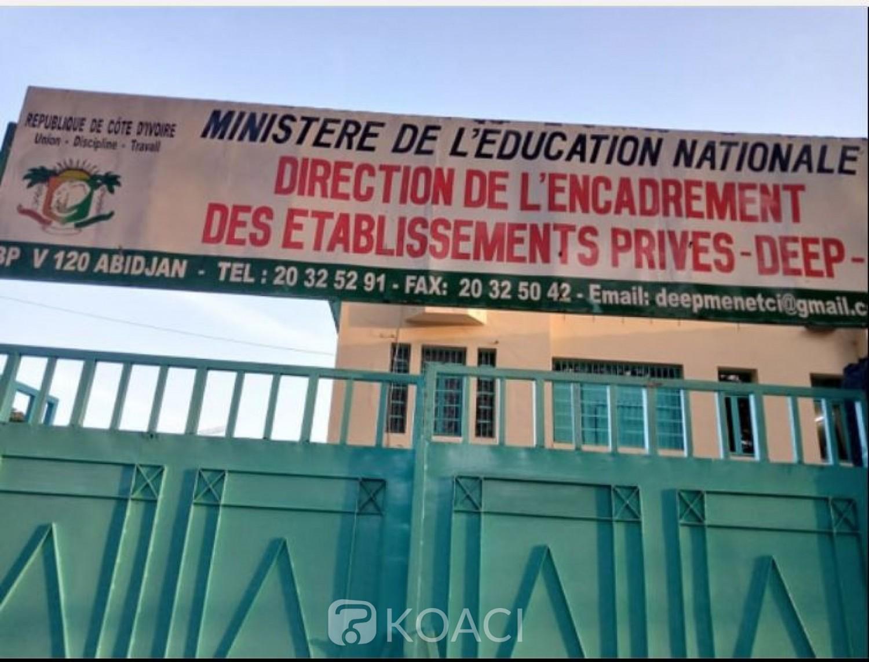 Côte d'Ivoire : Rentrée scolaire  2019-2020, les écoles privées menacent de fermer les classes pour non-respect des engagements de l'Etat