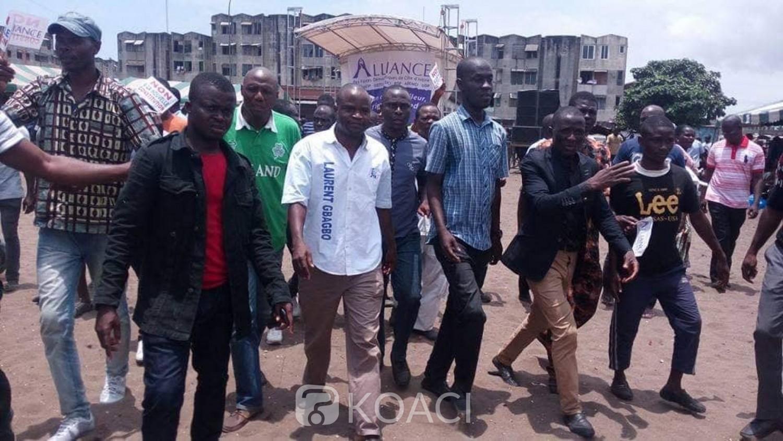 Côte d'Ivoire: Congrès extraordinaire à Treichville des jeunes du FPI proches du camp Affi, risques d'affrontements ?