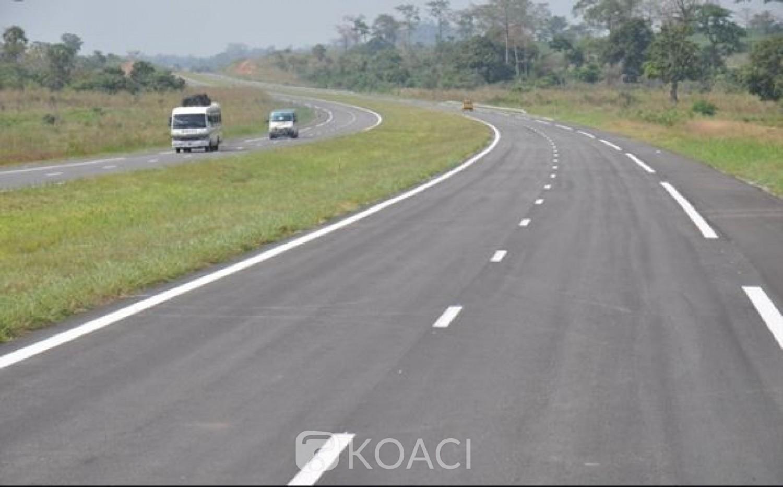 Côte d'Ivoire: Autoroute du nord, un véhicule tue deux hommes et prend la fuite