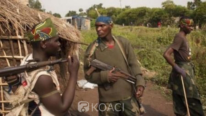RDC: 14 villageois tués dans  une attaque de miliciens en Ituri
