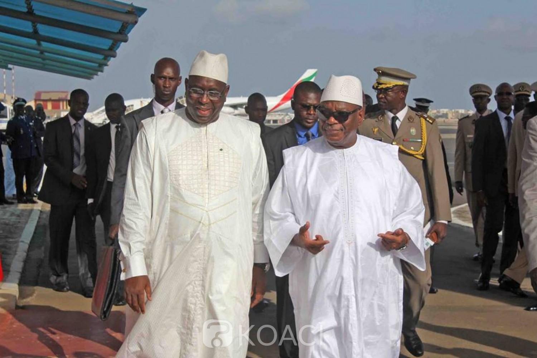 Sénégal-Mali: Le président IBK poursuivi en justice à Dakar pour une affaire de baux