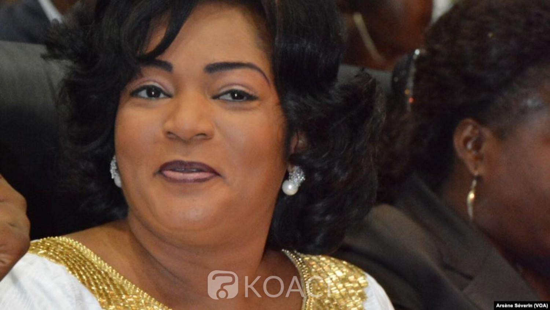 Congo: La ministre de la promotion de la femme Inès Nefer Ingani virée du gouvernement
