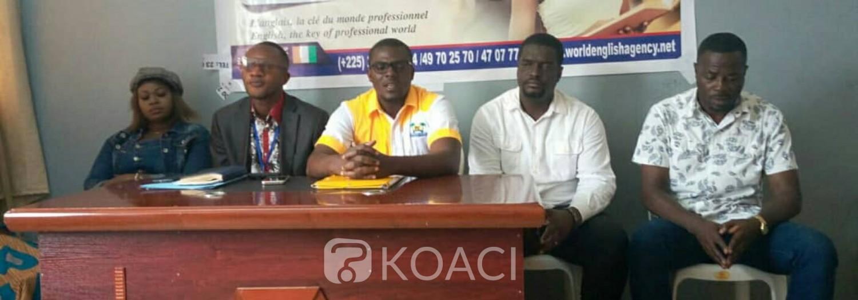 Côte d'Ivoire: Renforcement de capacité en langue anglaise offerte aux jeunes