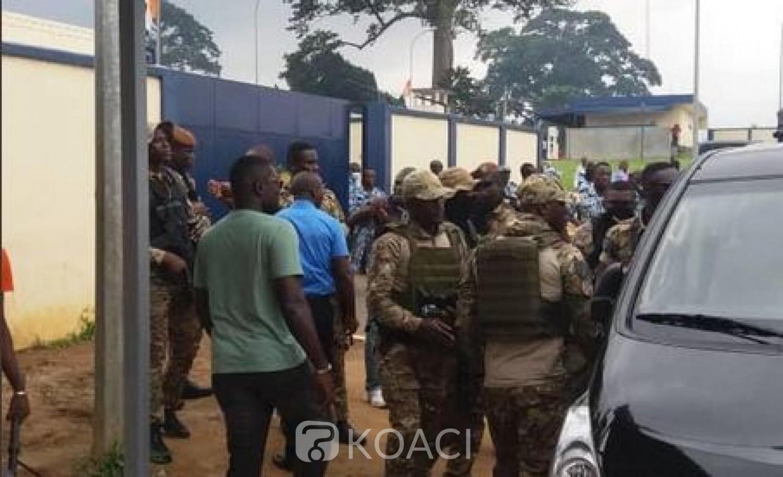 Côte d'Ivoire: Rififi entre forces spéciales et policiers à la préfecture de police d'Abidjan, la raison officielle connue