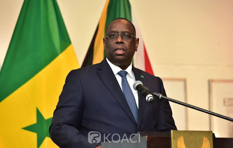 Sénégal : Son pays est frappé par une série de calamités,  Macky Sall regrette