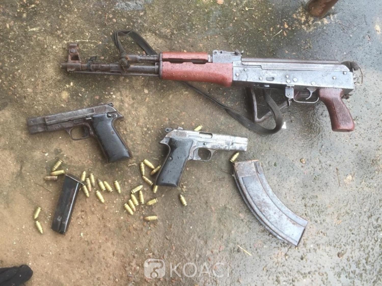 Côte d'Ivoire: Axe Katiola-Bouaké, trois malfrats appréhendés après avoir semé la terreur faisant des blessés