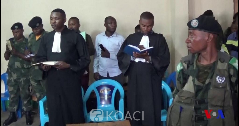 RDC: L'ex chef de guerre Koko-di-Koko jugé pour des viols massifs en 2018