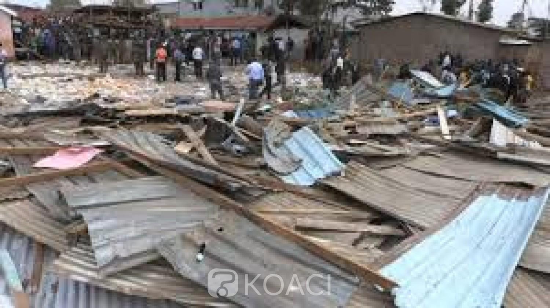 Kenya: Sept écoliers meurent dans l'effondrement de leur salle de classe