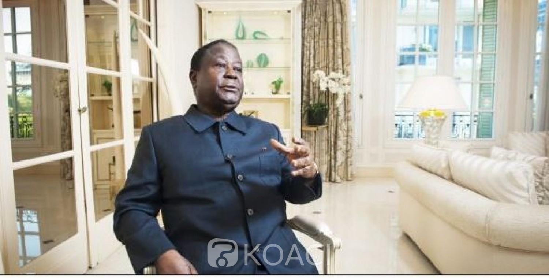 Côte d'Ivoire : Critiques sur sa probable candidature en 2020, voici la réponse de Bédié