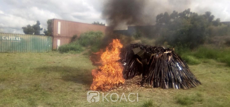 Togo: Destruction d'armes obsolètes et de munitions à Lomé