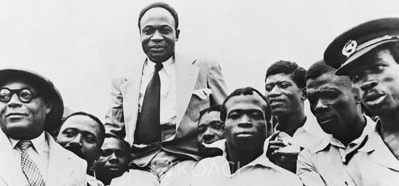 Ghana: Kwame Nkrumah honoré pour la 110e  fois