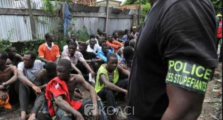 Côte d'Ivoire: Ce que faisait l'élément des forces spéciales dans le fumoir avant d'être raflé par la police