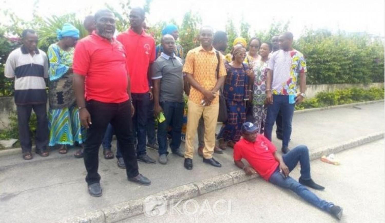 Côte d'Ivoire: Des responsables syndicaux de la santé entament une grève de la faim devant la cathédrale au Plateau