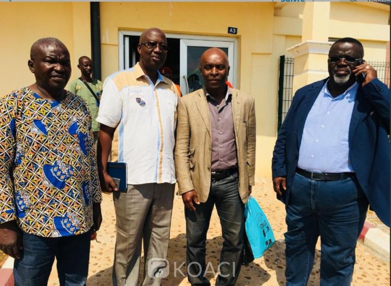 Côte d'Ivoire : François Zahoui nommé  nouveau sélectionneur de la Centrafrique