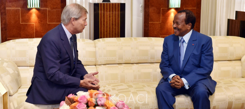Cameroun-France: Les  messages cachés de la lettre de Cyrille Bolloré à Biya