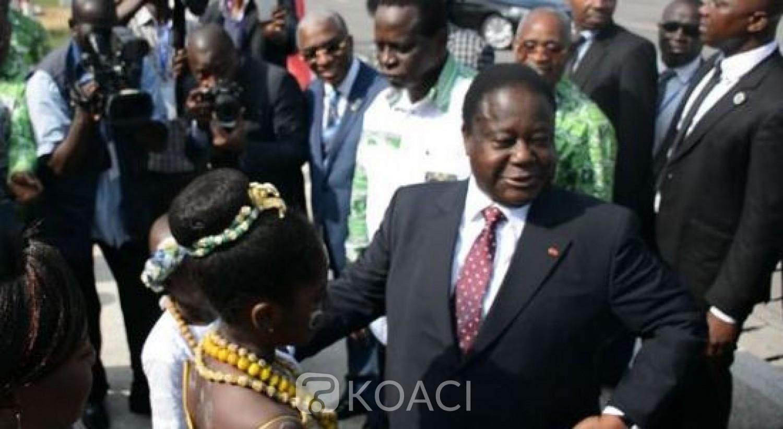 Côte d'Ivoire: Après deux mois en France, Henri Konan Bédié rentre au pays pour motiver les troupes