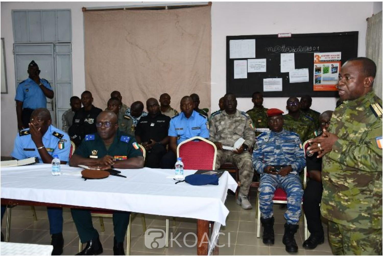 Côte d'Ivoire: Plus de 3000 hommes mobilisés pour la sécurisation de la visite d'Etat de Ouattara dans le N'zi