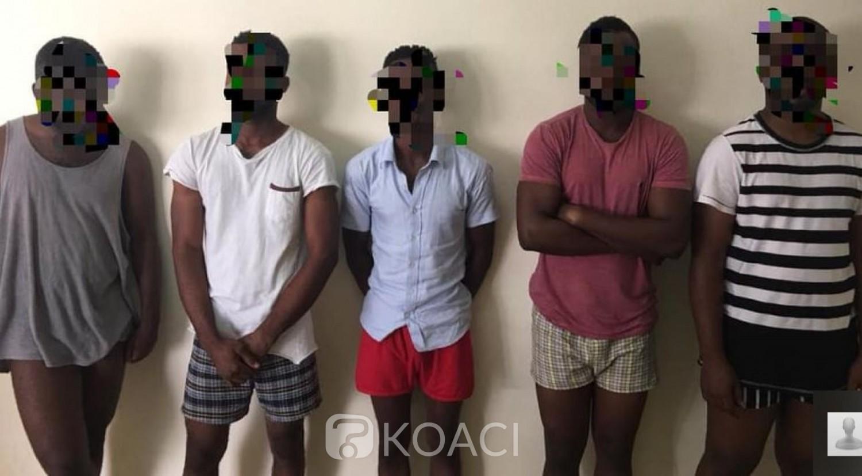 Côte d'Ivoire: A Yopougon, un vaste réseau de vol d'ordinateurs démantelé, 5 présumés voleurs interpellés et déférés