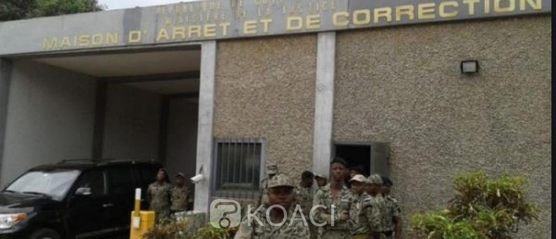 Côte d'Ivoire: Grève annoncée des gardes pénitentiaires jeudi, crainte de blocage des prisons?