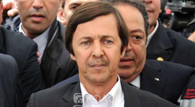 Algérie:   Saïd Bouteflika, frère de l'ex Président condamné à 15 ans de prison ferme