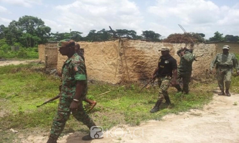 Côte d'Ivoire:   La gendarmerie de Guiglo cible d'attaque d'individus lourdement armés